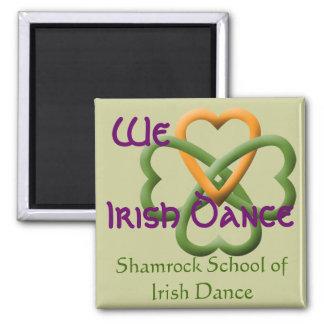 We love Irish Dance Magnets
