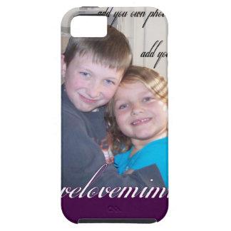 We Love Mimi Grandma Mother Gift iPhone SE/5/5s Case