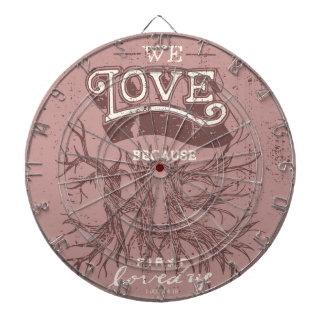 We Love (Pink) Dartboards