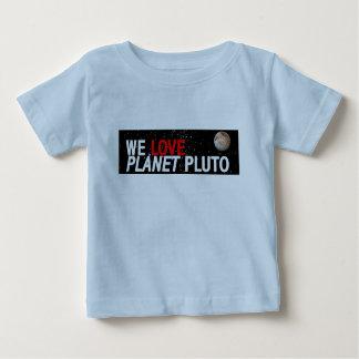 We LOVE Planet Pluto T Shirt