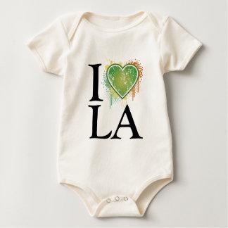 We love t baby bodysuit