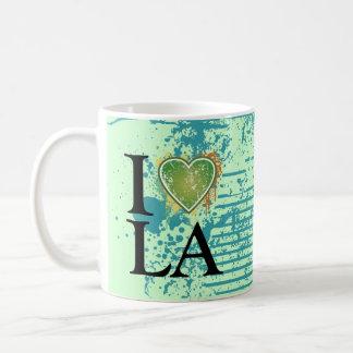 We love t coffee mug