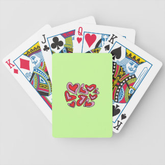 We love t playing cards