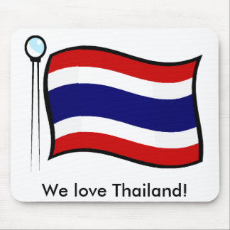 We love Thailand Mouse Pad