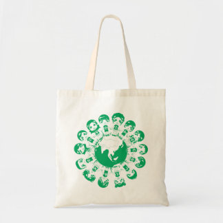 We love the Earth Canvas Bag