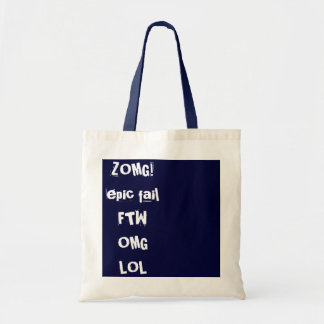 We love the internet. canvas bags