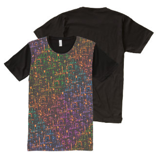 We Love the Nightlife All-Over-Print T-Shirt