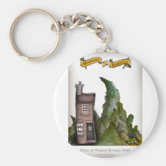 we love yorkshire boutique hotel keychain