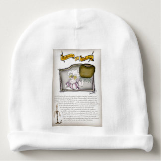 we love yorkshire pudding history baby beanie