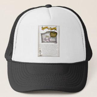 we love yorkshire pudding history trucker hat