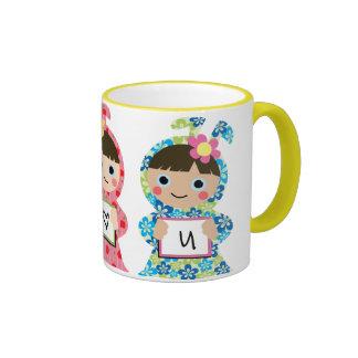 We Love You - Customize it! Mug