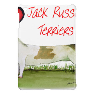 we luv jack russell terriers from Tony Fernandes Cover For The iPad Mini