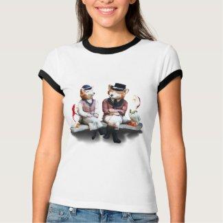 We Make A Foxy Couple T-Shirt