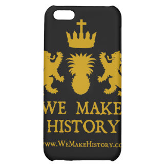 We Make History Cover For iPhone 5C