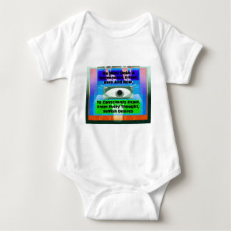We must make a tremendous effort to expel baby bodysuit