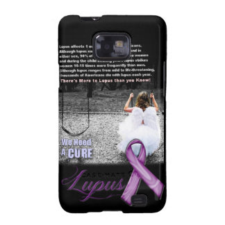 We Need A Cure Lupus Andriod Case Samsung Galaxy S2 Cover