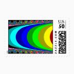 We need a rainbow postage