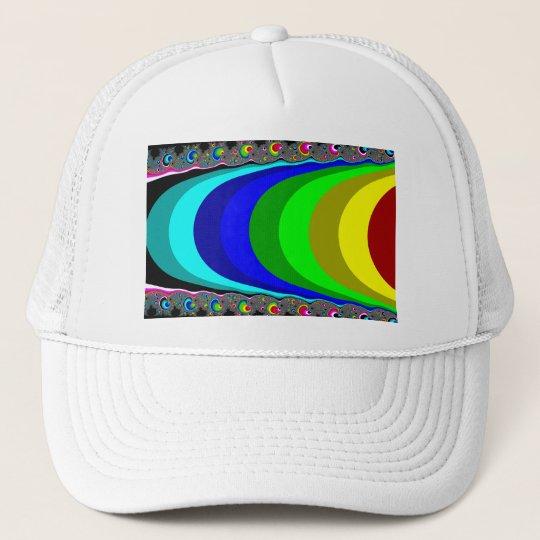 We need a rainbow trucker hat