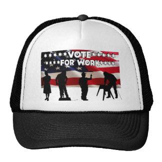 We Need Jobs Trucker Hat