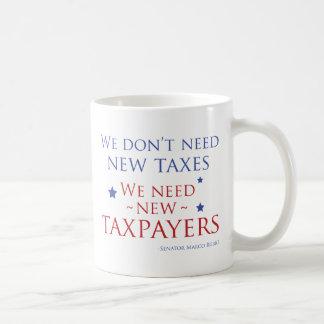 We need more tax payers coffee mug