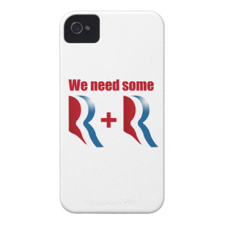 WE NEED SOME R AND R iPhone 4 COVERS
