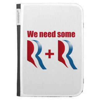 WE NEED SOME R AND R CASE FOR KINDLE