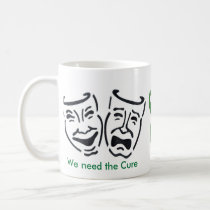 We need the Cure Coffee Mug