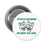 we need the cure pinback buttons