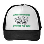 we need the cure trucker hat