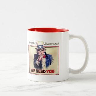We Need YOU Coffee Mugs