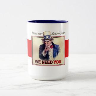 We Need YOU Mug