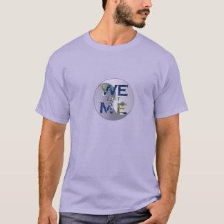 We Not Me Yin Yang Shirt