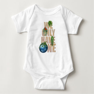 We Only Have One Baby Bodysuit