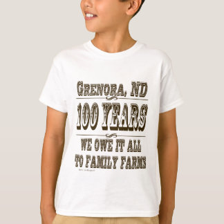 we owe it to family farms.jpg T-Shirt