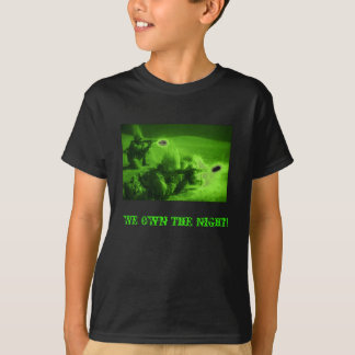 We own the Night, - Kids Tee