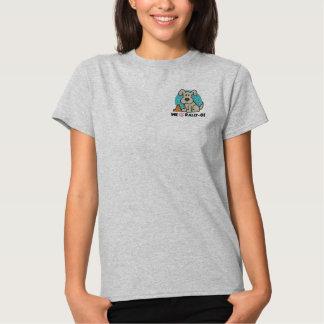 We Paw Rally-O Embroidered Shirt