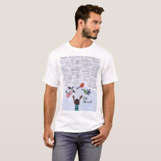 We Persist T-Shirt
