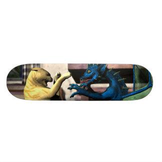 """We Play?"" Skateboard"