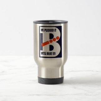 We Pledged It -- WW2 Mug