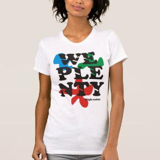 We Plenty Nigerian Tshirt