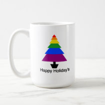 "We R1 ""Happy Holiday's"" Coffee Mug"
