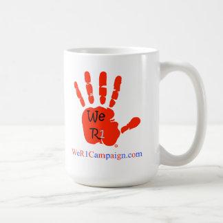 We R1 Mug