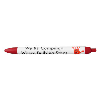 We R1 Red Hand Pen