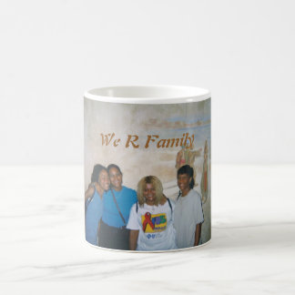 We R Family Classic White Coffee Mug