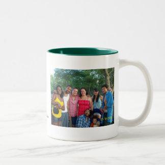 We R Family Two-Tone Coffee Mug
