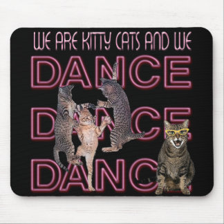 WE R kittycats Mouse Pad