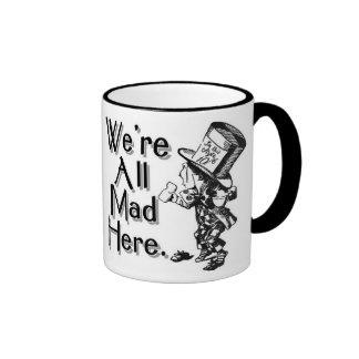 We re All Mad Mug