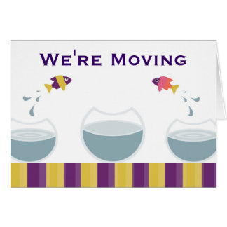 We re Moving Cards