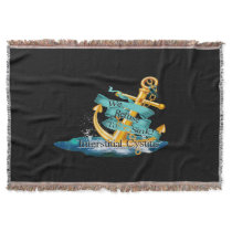 We Refuse To Sink Interstitial Cystitis Throw