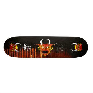 we reject your world board custom skateboard